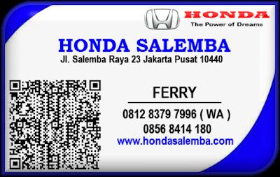 Harga Mobil Honda  Per 07 November 2016