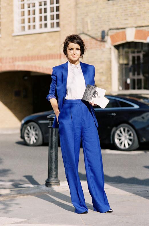 Vanessa Jackman: Paris Fashion Week AW 2015.Anya