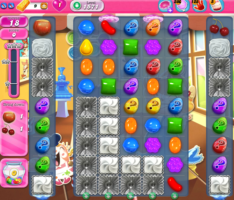 Candy Crush Saga 1571