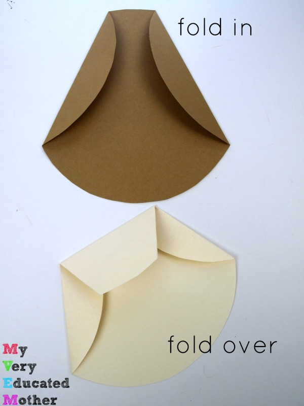 How to make a paper owl in four easy steps!