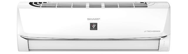 Điều hòa một chiều Sharp Inverter AH-XP13WHW