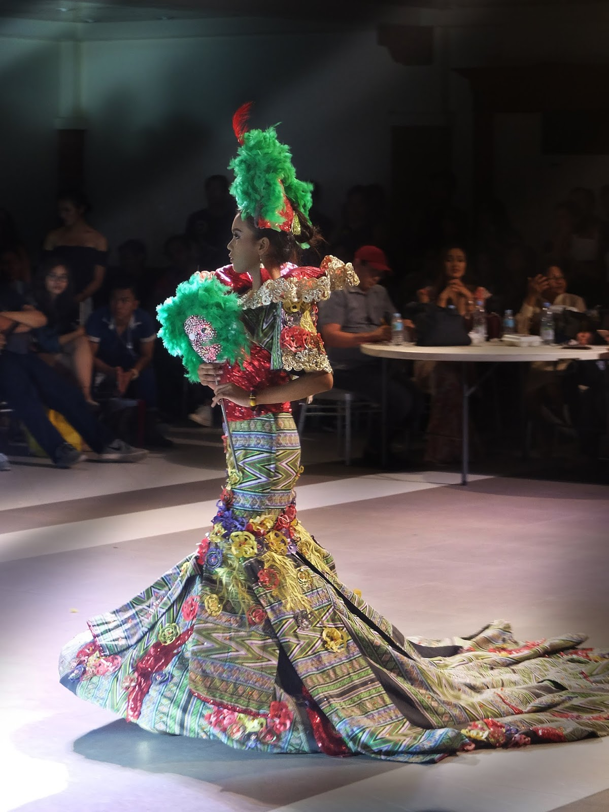 Masskara Festival of Bacolod City Festival de las Bellas y Flores Gown Competition National Costume