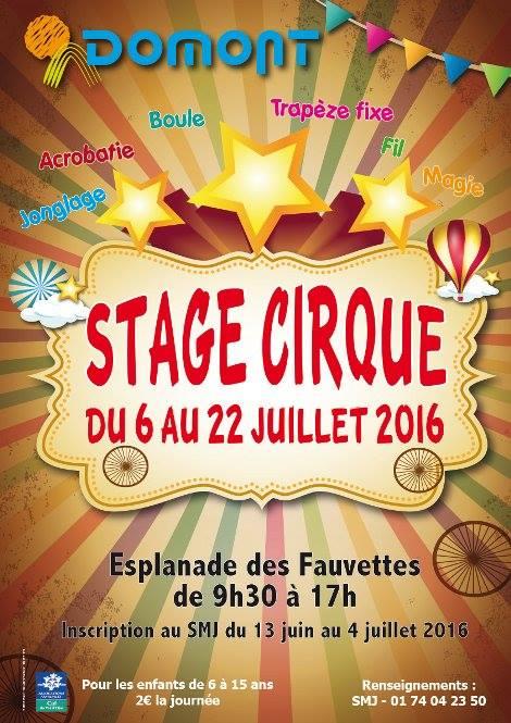 Burguscircus stage de cirque domont val d 39 oise for Domont val d oise
