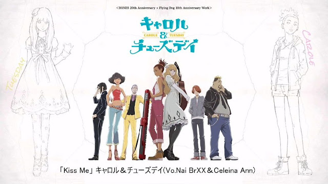 Carole & Tuesday Batch Episode 1 – 24 Subtitle Indonesia