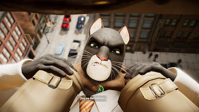 Blacksad Under The Skin Game Screenshot 1