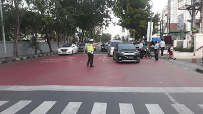 Antisipasi COVID-19 sejumlah jalan di Medan ditutup mulai Sabtu