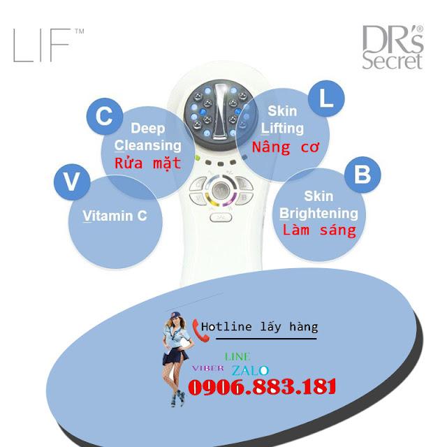 DR's Secret LIF