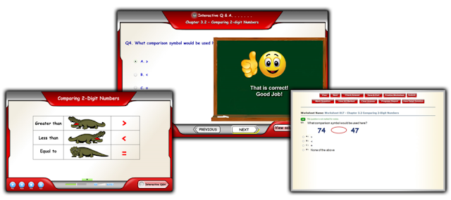 Family Math Package from A+ Interactive Math