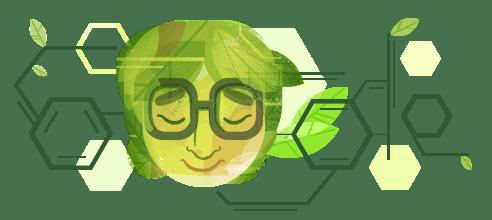 Google ने मनाया आसिमा चेटर्जी 100s  बर्थडे