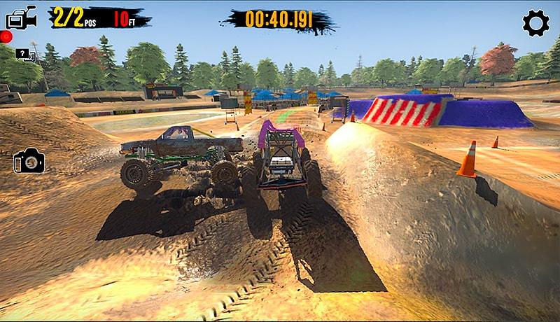 تحميل لعبة سباق الشاحنات TRUCKS GONE WILD للاندرويد