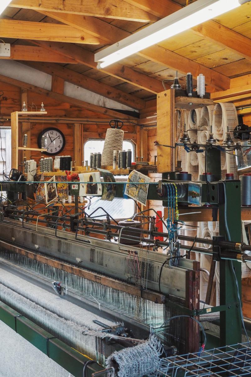 Skye Weavers, artisan tweed
