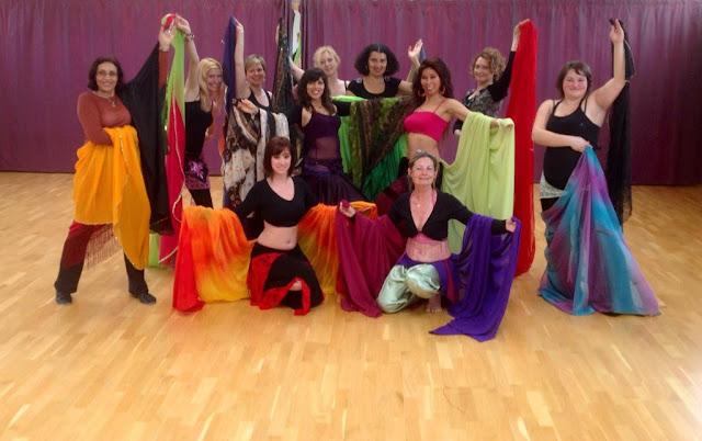 Cours Danses Orientales lyon et sa région - Rhone alpes