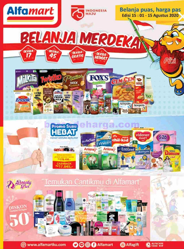 Katalog Promo Jsm Alfamart Akhir Pekan 4 6 Desember 2020 Barcodeharga Harga Promo Alfamart Indomaret Giant Hypermart Superindo Lottemart Carrefour