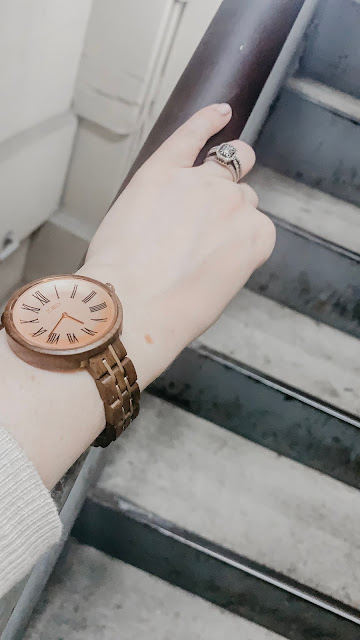 JORD WATCH GIVEAWAY/REVIEW