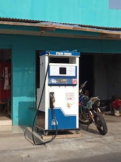 usaha rumahan menjual bensin