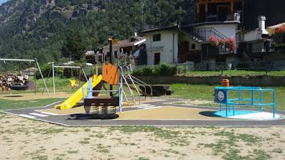 Primo parco inclusivo in Valle d'Aosta