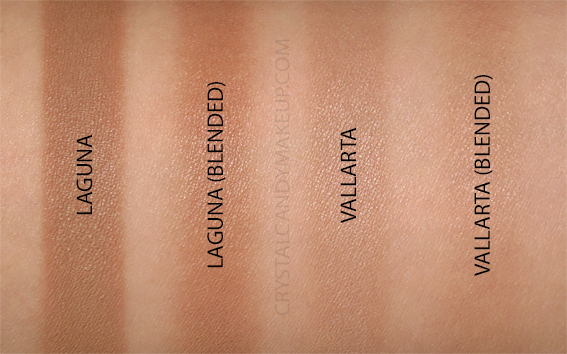 NARS Matte Bronzing Powders Review Swatches Laguna Vallarta