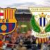 مشاهدة مباراة برشلونة و ليغانيس