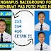 Cara Menghapus Background Foto dan Membuat Pas Foto dengan HP