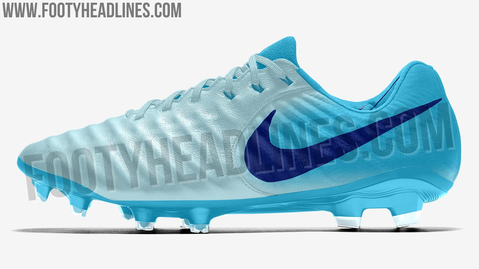 39 ice blue 39 nike tiempo legend 2018 boots leaked footy. Black Bedroom Furniture Sets. Home Design Ideas