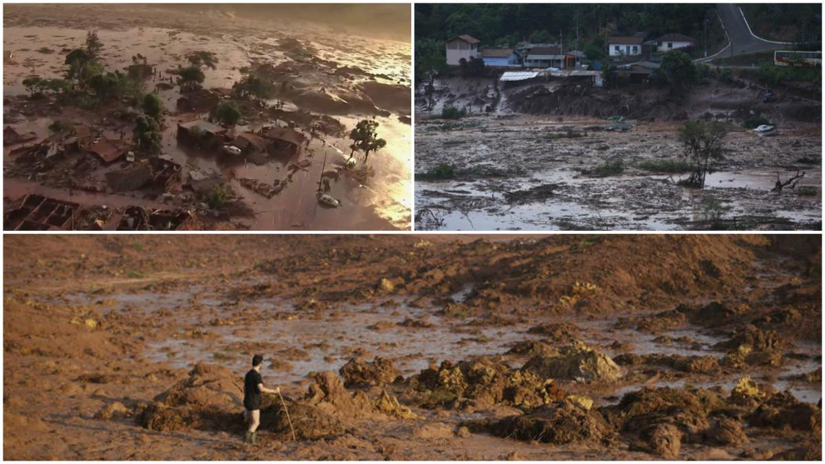 Mensagens De Rompimento: Rompimento De Barragens Evidencia Crimes Ambientais De