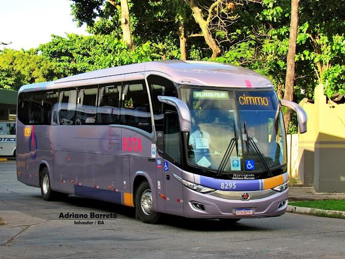 Conheça a linha 469 Salvador x Pilar (Distrito de Jaguarari) da Rota Transportes!