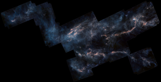 The cosmic water trail uncovered by Herschel