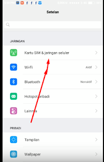 Cara Menonaktifkan FDN Pada Xiaomi
