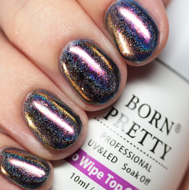 Born Pretty Store No Wipe Gel Top Coat