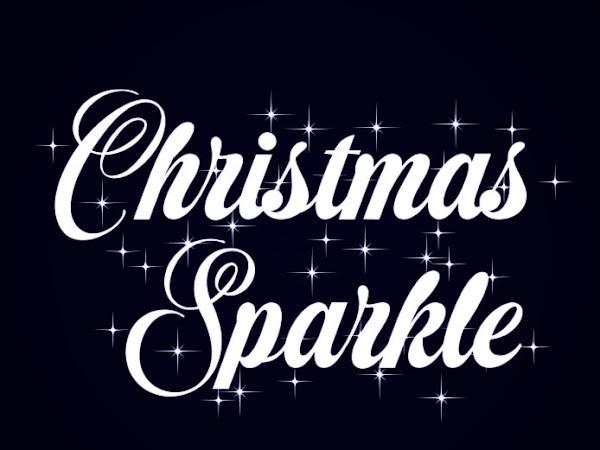 Christmas Sparkle Decorative Font Free Download