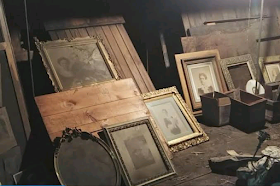 Man finds century-old portraits in hidden attic of New York building