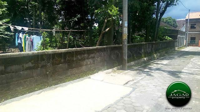 Rumah Joglo Modern jalan Gito Gati