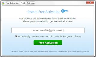 Trik Mengubah Warna Folder Dengan Folder Colorizer 2