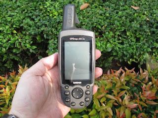 GPS Garmin GPSmap 60CSx Seken