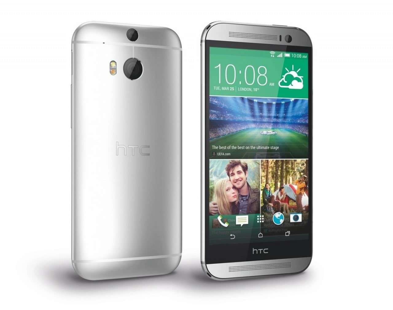 How to Update HTC One M8 to Android 7.1.1 Nougat LineageOS ...