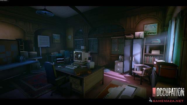 The Occupation Gameplay Screenshot 2
