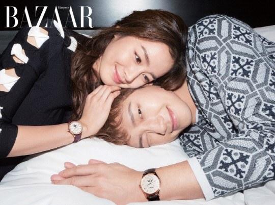 Kim Tae Hee Dan Rain Menanti Kelahiran Anak Kedua
