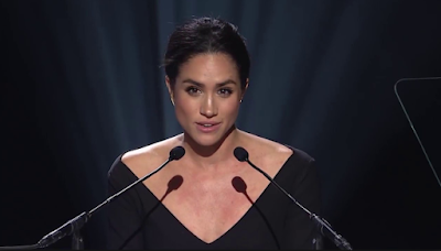 meghan markle speech at UN women conference