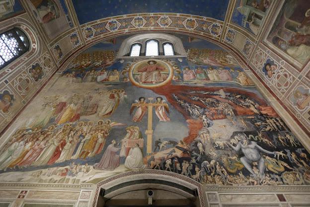 """""""La pittura del '300 a Padova"""" e """"Montecatini Terme"""" nella lista del patrimonio Unesco"""