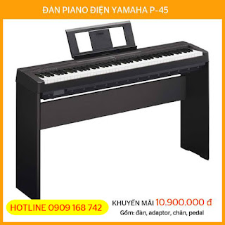 Xả hàng Piano điện Yamaha chính hãng full box giảm 20%