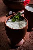 Smoked masala chaas recipe | Smoked masala chach | Masala lassi