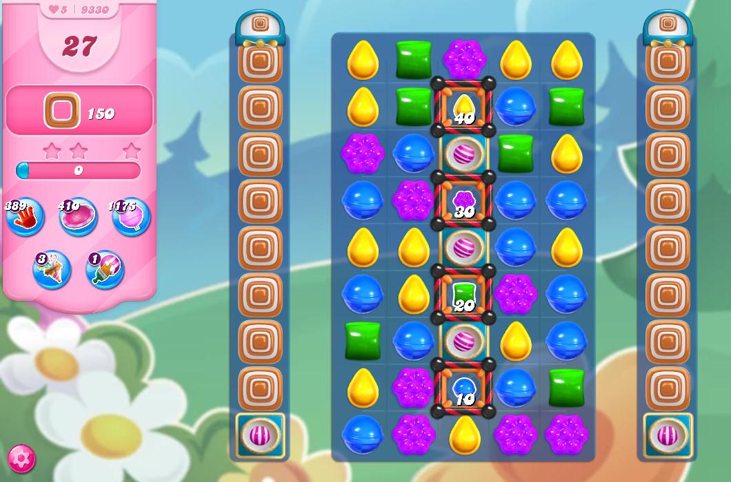 Candy Crush Saga level 9330