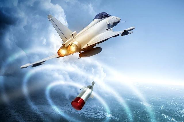 Leonardo BriteCloud RAF Typhoons