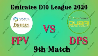 Who will win FPV vs DPS 9th T20I Match