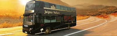 Jaipur Tour Bus