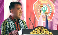 Cetak 45 Orang Sarjana Baru, Ketua Pembina Ungkap Keberhasilan STIKES Yahya Bima