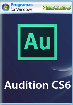 Adobe Audition CS6 Full [64bits] [Español] [MEGA]