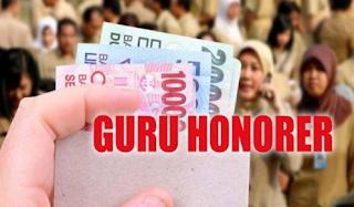 Syarat Guru Honorer mendapatkan Gaji dari 50% Dana BOS untuk Sekolah.