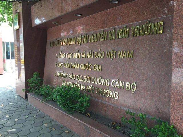 Tổng cục Biển và Hải đảo Việt Nam
