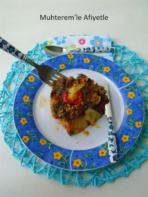 kereviz yemeği resmi